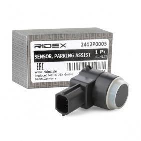 2412P0005 Sensor, parkeringshjälp för fordon
