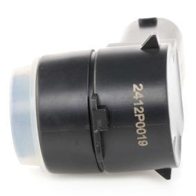 RIDEX Parkeringssensor 2412P0019 på tilbud