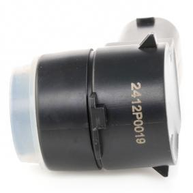 RIDEX Sensor, parkeringshjälp 2412P0019 på rea