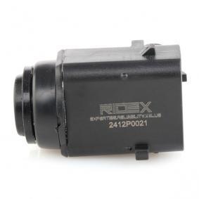 2412P0021 RIDEX Sensore di parcheggio a prezzi bassi online
