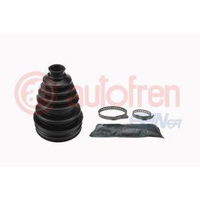 D8000E Bellow drive shaft AUTOFREN SEINSA for FIAT PUNTO 1.2 16V 80 (188.233, .235, .253, .255, .333, .353, .639,... 80 HP at low price