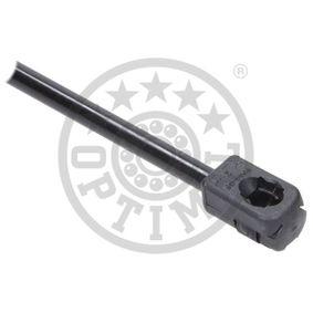 MICRA III (K12) OPTIMAL Muelle neumatico maletero AG-40099