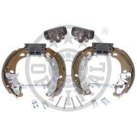 Bremsensatz, Trommelbremse OPTIMAL Art.No - BK-5098 OEM: 9945975 für FIAT, ALFA ROMEO, LANCIA kaufen