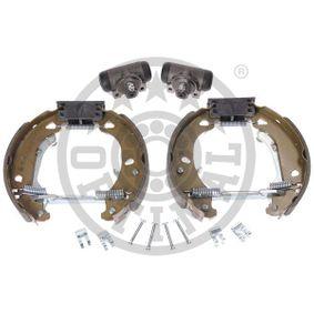 OPTIMAL Bremsensatz, Trommelbremse 9945975 für FIAT, ALFA ROMEO, LANCIA bestellen