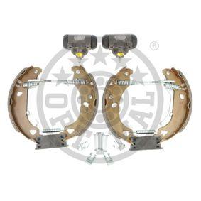 Bremsensatz, Trommelbremse OPTIMAL Art.No - BK-5126 OEM: 9945975 für FIAT, ALFA ROMEO, LANCIA kaufen