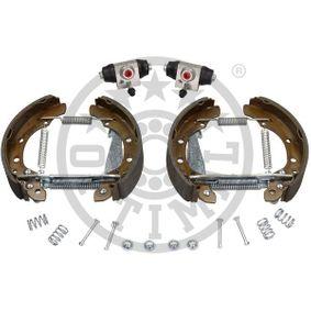 Bremsensatz, Trommelbremse OPTIMAL Art.No - BK-5131 OEM: 1H0685511AX für VW, AUDI, SKODA, SEAT kaufen