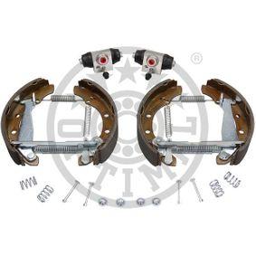 OPTIMAL Bremsensatz, Trommelbremse 1H0685511AX für VW, AUDI, SKODA, SEAT bestellen