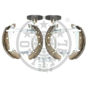 OPTIMAL Bremsensatz, Trommelbremse 6Y0609525A für VW, AUDI, SKODA, SEAT bestellen