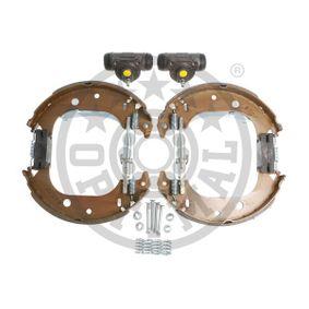 Bremsensatz, Trommelbremse OPTIMAL Art.No - BK-5384 OEM: 7083041 für FIAT, ALFA ROMEO, LANCIA kaufen