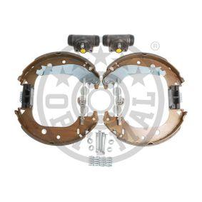 OPTIMAL Bremsensatz, Trommelbremse 7083041 für FIAT, ALFA ROMEO, LANCIA bestellen