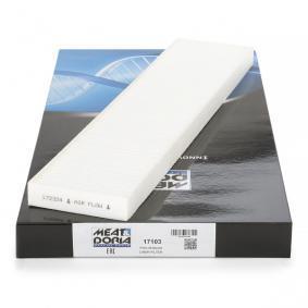 MEAT & DORIA Filter, Innenraumluft 1491752 für VW, AUDI, FORD, SKODA, SEAT bestellen
