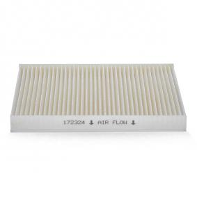 PANDA (169) MEAT & DORIA Pollen filter 17298