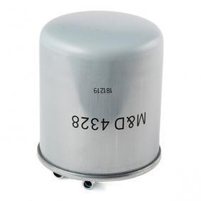 MEAT & DORIA Горивен филтър 4328