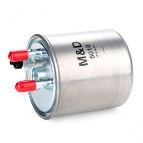 MEAT & DORIA Kraftstofffilter 5010