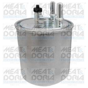 Kraftstofffilter MEAT & DORIA (5010) für RENAULT TWINGO Preise