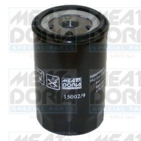 MEAT & DORIA Oil Filter (15002/9) at low price