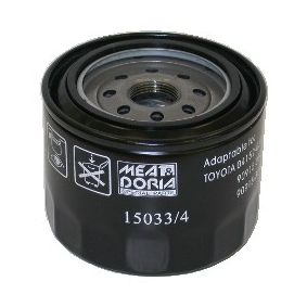 MEAT & DORIA Oil filter (15033/4)