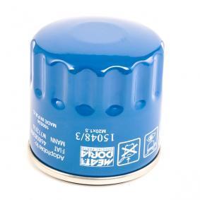 MEAT & DORIA 15048/3 Ölfilter OEM - 71736159 ALFA ROMEO, FIAT, LANCIA, ALFAROME/FIAT/LANCI günstig