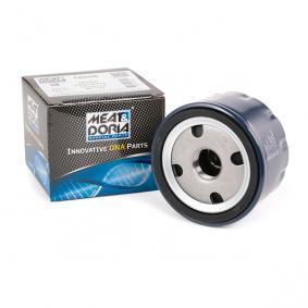 CLIO II (BB0/1/2_, CB0/1/2_) MEAT & DORIA Motorölfilter 15056