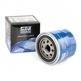 6 Hatchback (GH) MEAT & DORIA Oil filter 15096/1