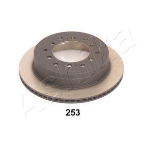 Disque de frein ASHIKA Art.No - 61-02-253 récuperer