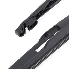 RIDEX 301W0020 Wischarm, Scheibenreinigung OEM - 61623428599 AEBI, BMW günstig