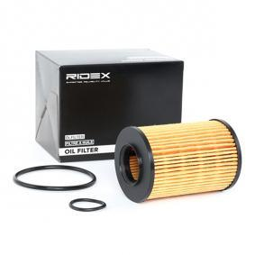 A2661800009 für MERCEDES-BENZ, Ölfilter RIDEX (7O0107) Online-Shop
