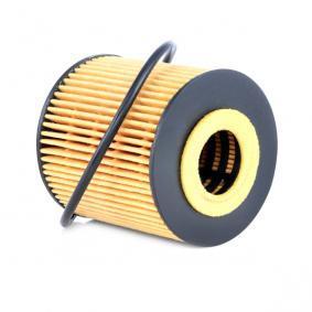 RIDEX Filtro de aceite 7O0132