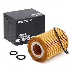 Ölfilter RIDEX Art.No - 7O0066 OEM: 15400PLZD00 für HONDA kaufen