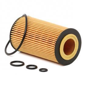 RIDEX 7O0106 Ölfilter OEM - 6511800309 MERCEDES-BENZ, MULTICAR, SMART, MAHLE, NPS, BALDWIN FILTERS günstig