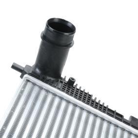 Mezichladic stlaceneho vzduchu RIDEX (468I0048) pro SKODA OCTAVIA ceny