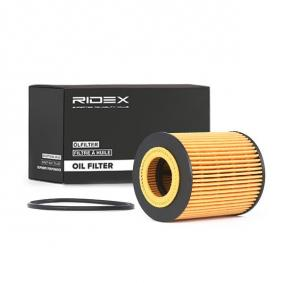 RIDEX 7O0144 Ölfilter OEM - 5650316 OPEL, SAAB, VAUXHALL, DAEWOO, GENERAL MOTORS günstig