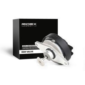 RIDEX Valvola ricircolo gas scarico-EGR 1145E0038