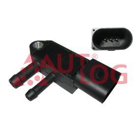 Differenzdrucksensor (AS4513) hertseller AUTLOG für VW CRAFTER 30-50 Kasten (2E_) ab Baujahr 04.2006, 136 PS Online-Shop