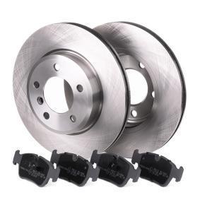 RIDEX Bremsscheiben und Bremsbeläge 3405B0132