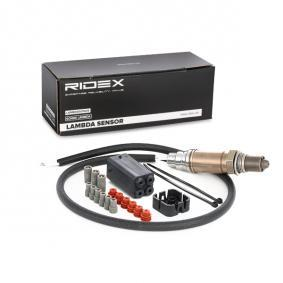 037906265B für VW, AUDI, SKODA, SEAT, HONDA, Lambdasonde RIDEX (3922L0197) Online-Shop