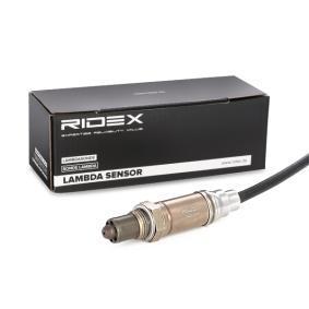 RIDEX Lambdasonde (3922L0226) niedriger Preis