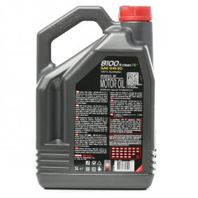 DODGE NEON MOTUL Aceite para motor, Art. Nr.: 104777