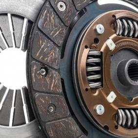 Clutch kit RIDEX (479C0051) for FIAT PUNTO Prices