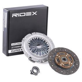 RIDEX Kupplungskit 479C0090