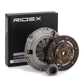 Kupplungssatz RIDEX Art.No - 479C0105 OEM: 22810P20005 für HYUNDAI, KIA, HONDA kaufen