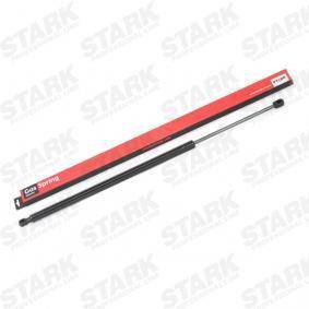 Heckklappendämpfer / Gasfeder STARK Art.No - SKGS-0220591 OEM: 8200021975 für RENAULT, DACIA, RENAULT TRUCKS kaufen