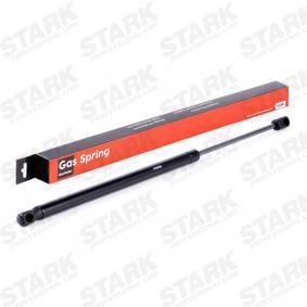 Muelle neumático, maletero / compartimento de carga STARK Art.No - SKGS-0220617 OEM: 5L6827550 para VOLKSWAGEN, SEAT, AUDI, SUZUKI, SKODA obtener