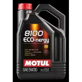 ISUZU D-MAX Motorenöl 102898 von MOTUL Original Qualität