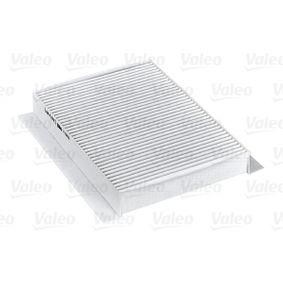 VALEO Filter, Innenraumluft 71775824 für FIAT, ALFA ROMEO, JEEP, CHRYSLER, DODGE bestellen