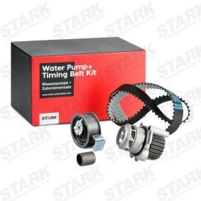 045121011B für VW, AUDI, RENAULT, SKODA, SEAT, Wasserpumpe + Zahnriemensatz STARK (SKWPT-0750153) Online-Shop