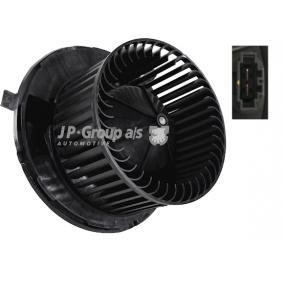 Interior Blower JP GROUP Art.No - 1126100200 OEM: 1K1819015E for VW, AUDI, VOLVO, SKODA, SEAT buy