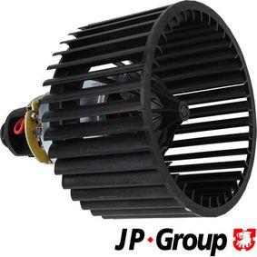 Innenraumgebläse JP GROUP Art.No - 1126100500 OEM: 4A0959101A für VW, AUDI, SKODA, SEAT, VOLVO kaufen