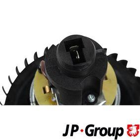 JP GROUP Innenraumgebläse 4A0959101A für VW, AUDI, SKODA, SEAT, VOLVO bestellen