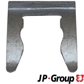JP GROUP Halter, Bremsschlauch 191611715 für VW, AUDI, SKODA, SEAT bestellen